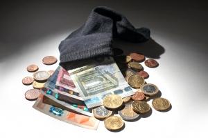 Стихи к подарку деньги - Поздравок