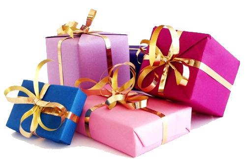 Подарки гостям на свой день рождения