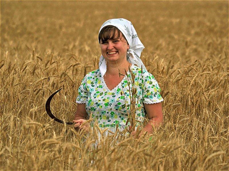деревенские жены фото