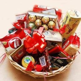 Новые Стихи к подарку конфеты