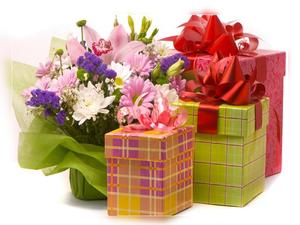Новые Стихи к подарку цветы