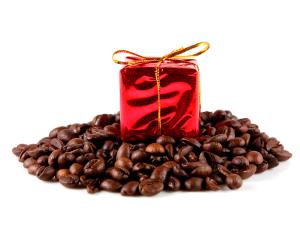 Стихи к подарку кофе