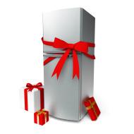 Новые Стихи к подарку холодильник