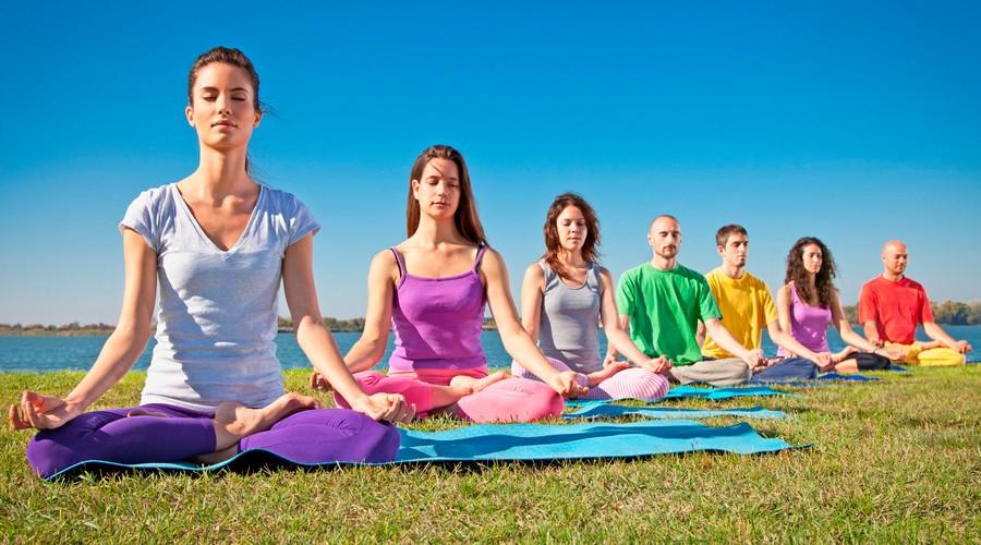 Поздравление с международным днем йоги