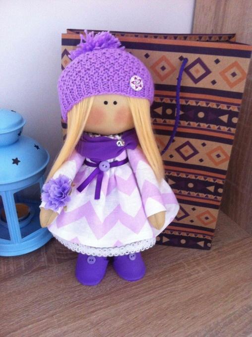 поздравление подарок кукла фотокартинки, интрига
