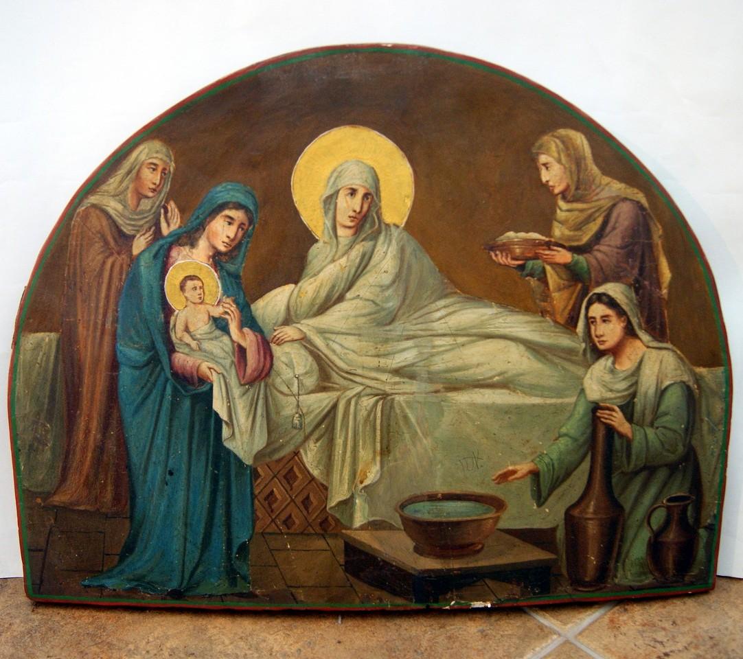 икона рождества пресвятой богородицы фото использование
